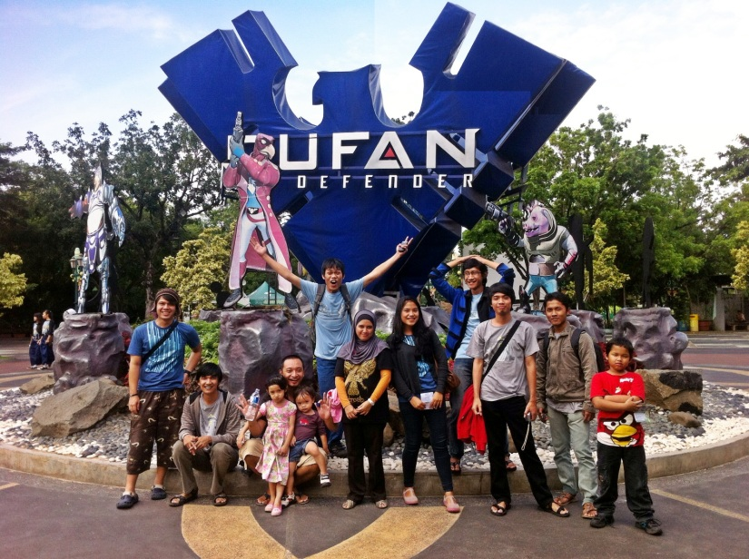 iCreativelabs goes to Dufan